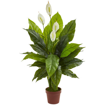 42 Spathiphyllum Artificial Plant Real Touch - SKU #8319