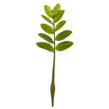 20 Zamioculcas Artificial Flower Stem Set of 12 - SKU #8327-S12