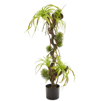 41 Air Plant and Succulent Jungle Artificial Plant - SKU #8331