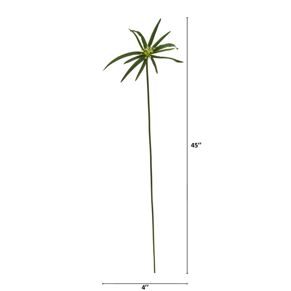 45 Cyperus Artificial Spray Set of 12 - SKU #8343-S12 - 1