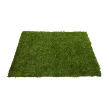 3 x 4 Artificial Professional Grass Turf Carpet UV Resistant Indoor/Outdoor - SKU #8901