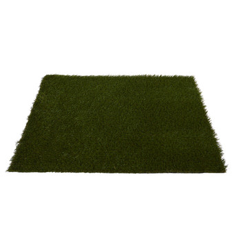 3 x 4 Artificial Professional Grass Turf Carpet UV Resistant Indoor/Outdoor - SKU #8902