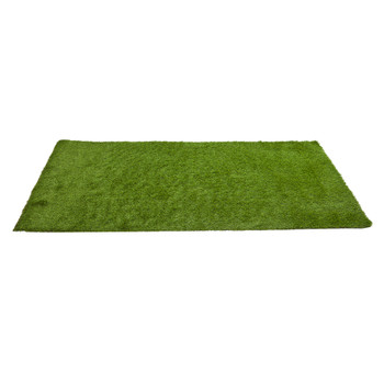 4 x 8 Artificial Professional Grass Turf Carpet UV Resistant Indoor/Outdoor - SKU #8904