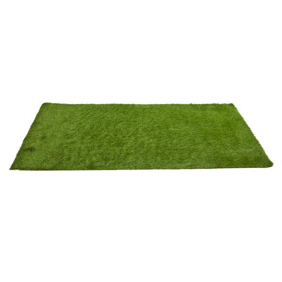 4 x 8 Artificial Professional Grass Turf Carpet UV Resistant Indoor/Outdoor - SKU #8904