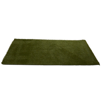 4 x 8 Artificial Professional Grass Turf Carpet UV Resistant Indoor/Outdoor - SKU #8905