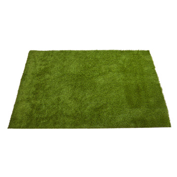 6 x 8 Artificial Professional Grass Turf Carpet UV Resistant Indoor/Outdoor - SKU #8907