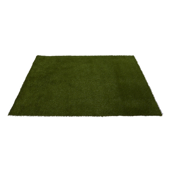 6 x 8 Artificial Professional Grass Turf Carpet UV Resistant Indoor/Outdoor - SKU #8908