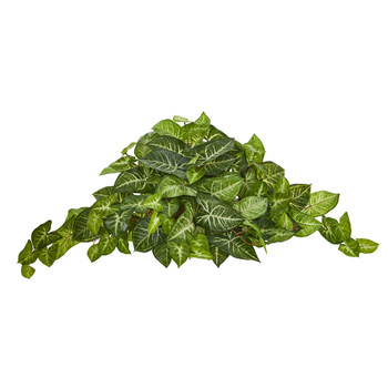 36 Nephthytis Artificial Ledge Plant - SKU #8912
