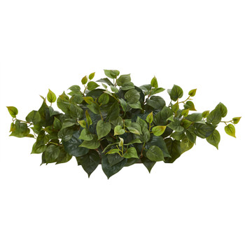 31 Philodendron Artificial Ledge Plant - SKU #8914