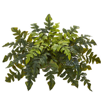 32 Holly Fern Artificial Ledge Plant - SKU #8936