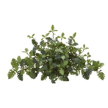 24 Dusty Miller Artificial Ledge Plant - SKU #8938