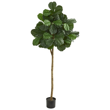6 Fiddle leaf fig Artificial Tree - SKU #9109