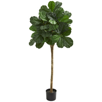5 Fiddle Leaf Fig Artificial Tree - SKU #9110