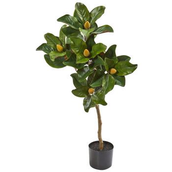 39 Magnolia Leaf Artificial Tree - SKU #9122
