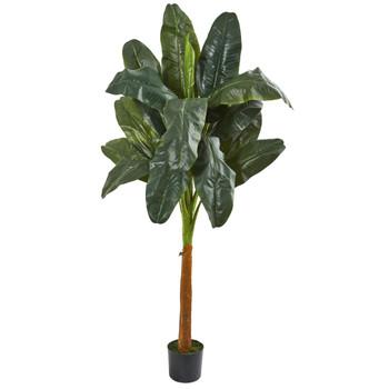 80 Banana Artificial Tree - SKU #9126