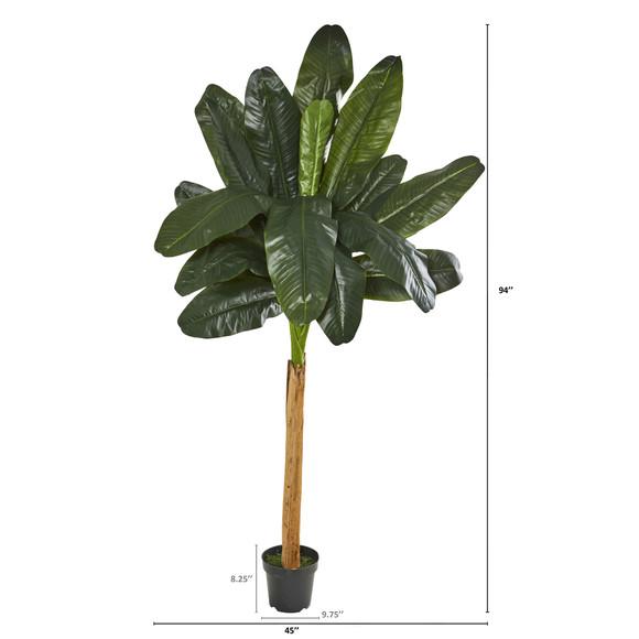 94 Banana Artificial Tree - SKU #9127 - 1