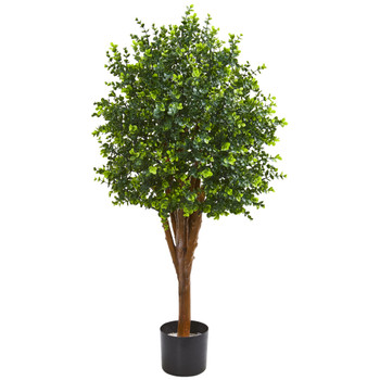 4 Eucalyptus Artificial Tree UV Resistant Indoor/Outdoor - SKU #9149