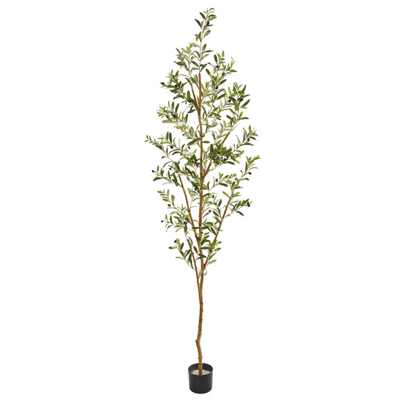 82 Olive Artificial Tree - SKU #9160