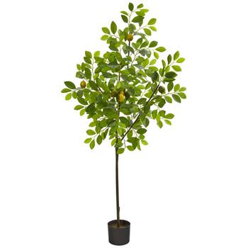 61 Lemon Artificial Tree - SKU #9162