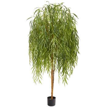 7 Willow Artificial Tree - SKU #9168