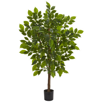 4 River Birch Artificial Tree - SKU #9169