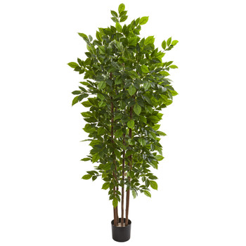 76 River Rirch Artificial Tree - SKU #9170