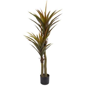 56 Yucca Artificial Tree - SKU #9172