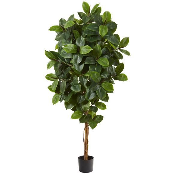 68 Rubber Leaf Artificial Tree - SKU #9176