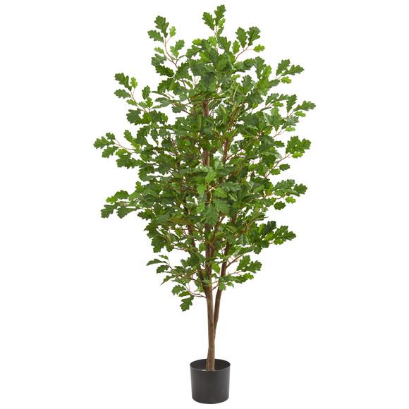 5 Oak Artificial Tree - SKU #9177