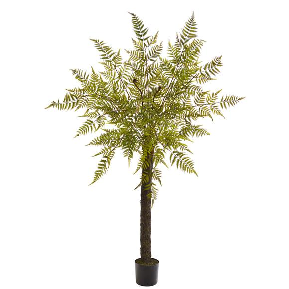 80 Fern Artificial Tree - SKU #9181