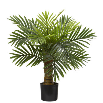 26 Robellini Palm Artificial Tree - SKU #9452