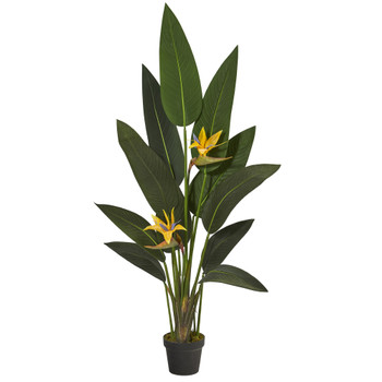 4.5 Bird of Paradise Artificial Plant Real Touch - SKU #P1308