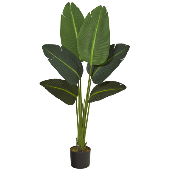 45 Travelers Palm Artificial Plant Real Touch - SKU #P1310