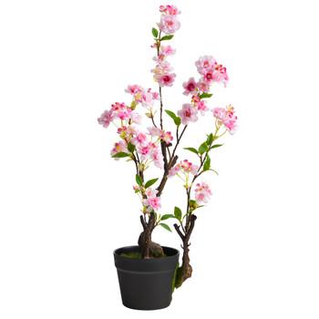 2.5 Cherry Blossom Artificial Plant - SKU #P1502