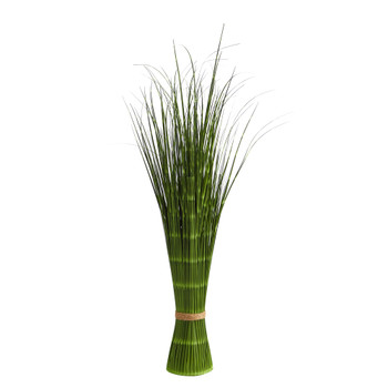 40 Onion Grass Artificial Plant - SKU #P1680