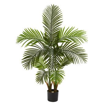 54 Areca Palm Artificial Tree - SKU #T1002