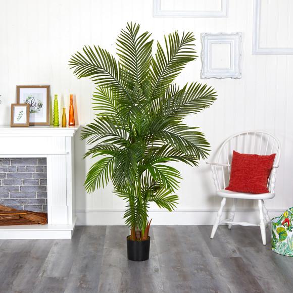 6 Areca Palm Artificial Tree - SKU #T1005 - 2
