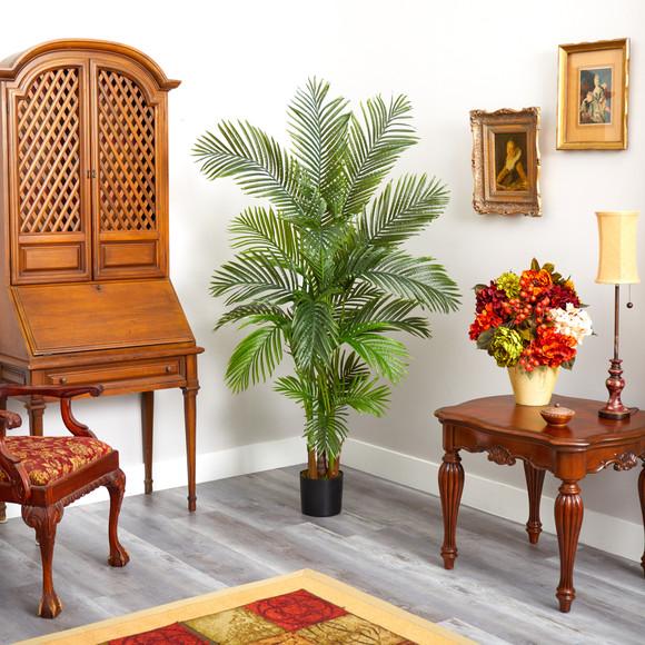 6 Areca Palm Artificial Tree - SKU #T1005 - 3