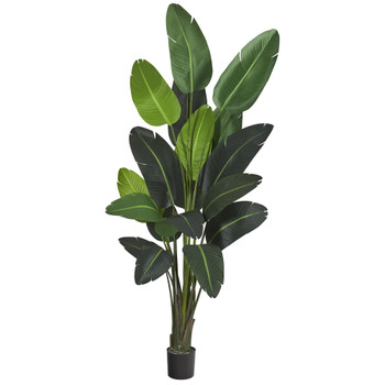 8 Travelers Palm Artificial tree - SKU #T1009