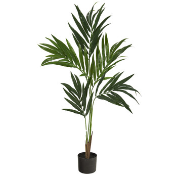 4 Kentia Artificial Palm Tree - SKU #T1022