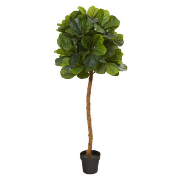 5 Fiddle Leaf Artificial Tree Real Touch - SKU #T1202
