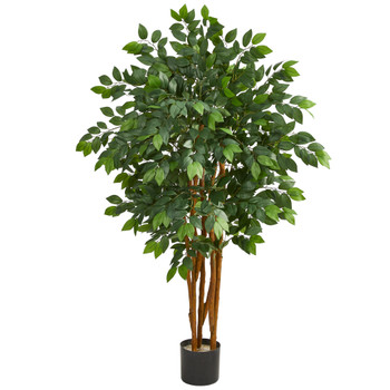 4 Sakaki Artificial Tree - SKU #T1408