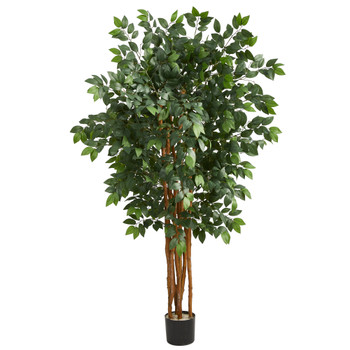 5 Sakaki Artificial Tree with 1470 Bendable Branches - SKU #T1409