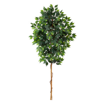 6 Ficus Artificial Tree No Pot - SKU #T1411