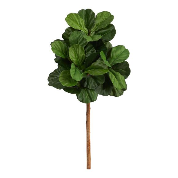 3.5 Fiddle Leaf Artificial Tree No Pot - SKU #T1420