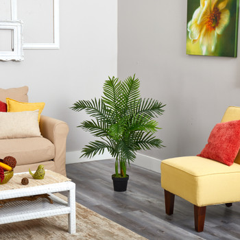 3.5 Areca Palm Artificial Tree Real Touch - SKU #T1522