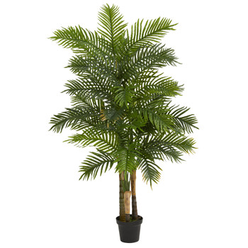 6 Areca Palm Artificial Tree Real Touch - SKU #T1524