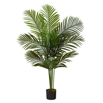 4 Paradise Palm Artificial Tree - SKU #T1536