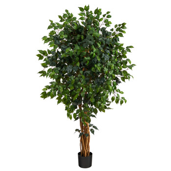 5.5 Palace Ficus Artificial Tree - SKU #T1544