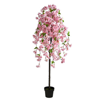 5 Cherry Blossom Artificial Tree - SKU #T1701